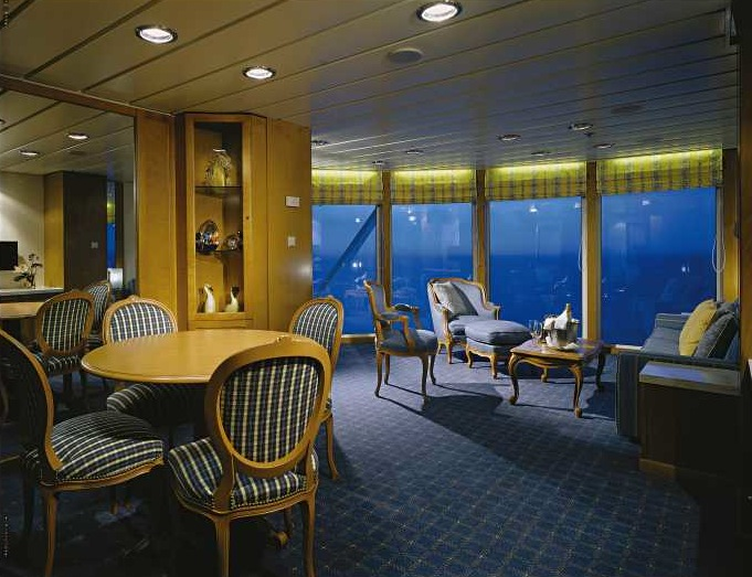 Celebrity Suite (CS) Celebrity Constellation Cabin Reviews ...