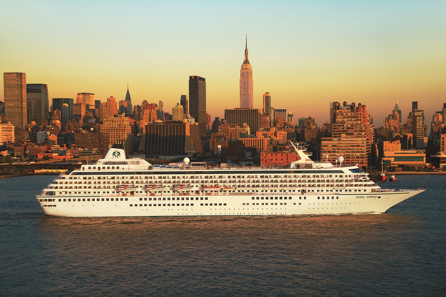 Crystal Cruises From New York