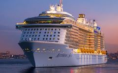 Royal Caribbean cruises from NJ
