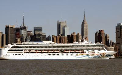 cruises from NY