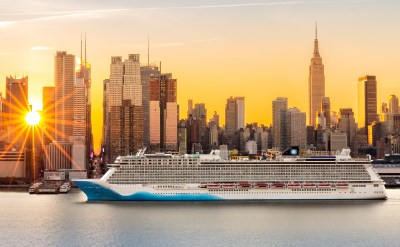 cruise from New York