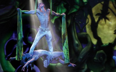 Norwegian Breakaway Cirque Dreams