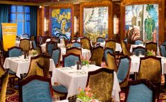 Norwegian Gem dining room