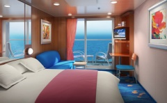Norwegian Jewel cabin